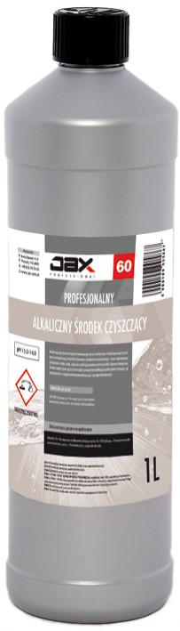 JAX 60 Засіб для чищення стійких промислових забруднень