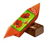 Шоколадные конфеты Красный Мак фабрика Красный Октябрь.