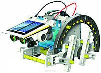Конструктор на солнечной батарее 14 в 1 Solar