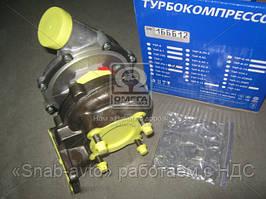 Турбокомпрессор КАМАЗ (ТКР-7Н-1) левый (производство МЗТк ТМ ТУРБОКОМ) (арт. 7403.1118008), AGHZX