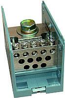 Кабельный разветвитель МОНТАЖНЫЙ 150/12 под кабельный наконечник, max 70-150mm / min 2,5-10mm 400B