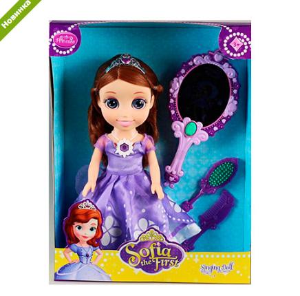 Кукла музыкальная Принцесса София ZT8689 ***