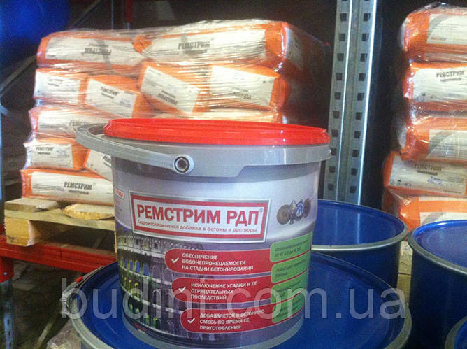 добавка для водонепроницаемости бетона купить