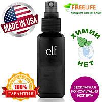 E.L.F. Cosmetics, Makeup Mist & Set, спрей для фиксации макияжа, прозрачный, 2,02 жидкой унции (60 мл)