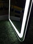 зеркало с подсветкой на основе светодиодов