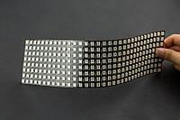 Гнучка світлодіодна матриця 8x32 NeoPixel RGB WS2812B, фото 1