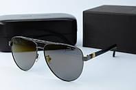 Солнцезащитные очки Louis Vuiiton черные