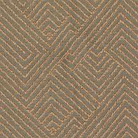 Серо-голубая жаккардовая ткань для штор и декора в геометрический рисунок HAYWARD-7100-021