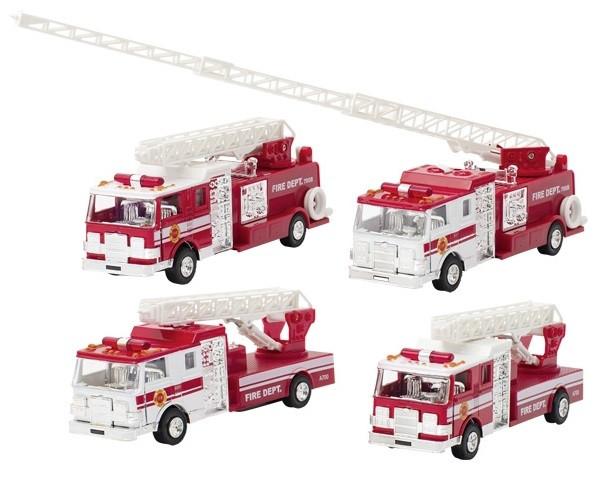Машинка Goki Пожарная машина