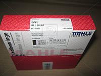 Кольца поршневые OPEL 79,00 C16NZ/SE/LZ (производство Mahle) (арт. 011 08 N0), ABHZX