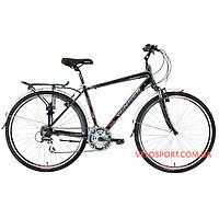 Городской велосипед Winner Atlantic 28 дюймов Серый
