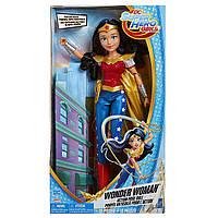 Кукла 44 см огромная Чудо-женщина DC Comics Superhero Girls Wonder WomanAction Pose Doll59360
