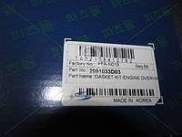 Прокладка FULL HYUNDAI G4CP-DO (производство PARTS-MALL) (арт. PFA-N019), AEHZX