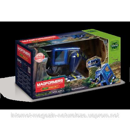 Конструктор магнитный  Magformers Тираннозавр
