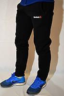 Спортивні штани Reebok - зимові (з начосом) - чорні