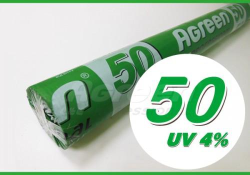 """Агроволокно белое, """"Agreen"""", плотность 50г/м.кв. размер: 3,2х100м"""