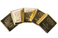 """Шоколадные конфеты """"10 грамм золота""""  фабрика Атаг"""