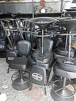 Реставрация, ремонт и перетяжка стульев и кресел