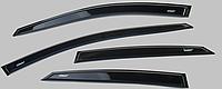 Ветровики Ауди, AUDI A6 (4F/C6) с 2005-2011 г.в. Sedan
