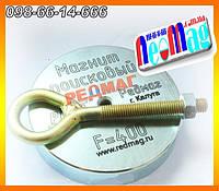 Односторонний поисковый магнит редмаг f400, 500кг, калуга, о.