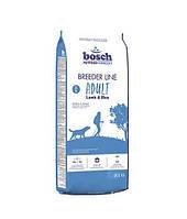 Bosch Breeder Lamb & Reis 20 кг - корм для взрослых собак с ягненком и рисом