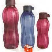 Набор эко-бутылок: бутылка с клапаном 750мл , бутылки с винтовой крышкой 500/310 мл в модных цветах выгодно