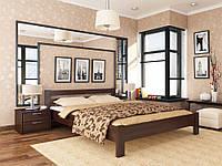 Деревянная кровать Рената Эстелла бук