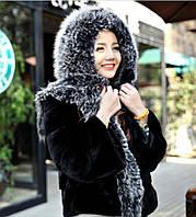 Аристократическая Корейская лиса-меховая шапка