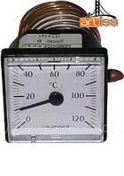 Термометр (квадратный) для котлов