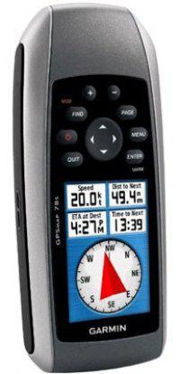 Туристический GPS-навигатор Garmin GPSMAP 78