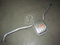Глушитель центральный OPEL OMEGA (Производство Polmostrow) 17.232, AEHZX