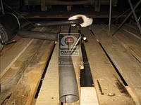 Глушитель задний MERCEDES VITO (производство Polmostrow), AFHZX