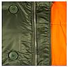 Куртка Alpha Industries (Аляска) N3-B Parka Зелёный, фото 3