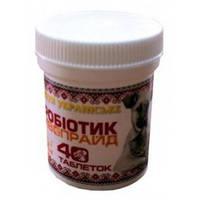 Пробиотик для сбалансирования и улучшения микробиоценоза желудочно-кишечного тракта для собак и кошек 40таб