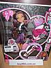 Кукла Monster High Sweet 1600 Clawdeen Wolf Клодин Вульф Сладкие 1600 Дракулауры