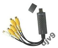 Адаптер видеозахвата 4-канальный EAS 4CH usb 2. 0