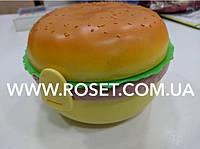 Ланч-бокс Гамбургер (контейнер для еды), фото 1