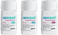 Препарат направленный на снижение зуда и лечение кожных заболеваний у собак Апоквель 20 5,4мг