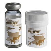 Препарат для лечение почек и мочевыводящих путей для собак, кошек и грызунов Хелвет Кантарен 100мл