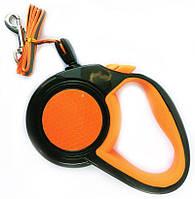 Поводок-рулетка для выгула собак 43-2, 3 м