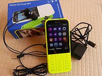 """Телефон Nokia 225 на 2 Sim Большой экран 2,8"""" Китайский"""