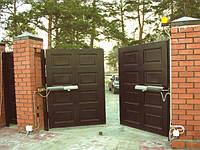 Автоматика для распашных ворот Днепропетровск