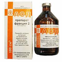 Антисептическое средство для собак АСД-2 100мл