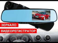 Автомобильный видеорегистратор DVR 138E зеркало с 1 камерой