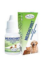 Суспензия оральная для собак и кошек Мелоксивет 50мл