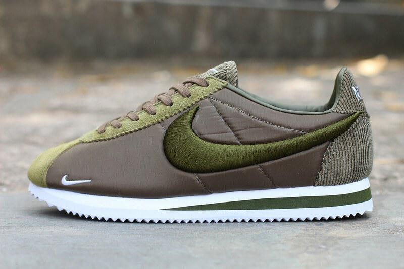 reputable site 8ae17 11eb9 Nike Cortez Ultra Olive