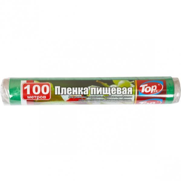 Пленка пищевая 29см 100м 7мкм (POL) Top Pack