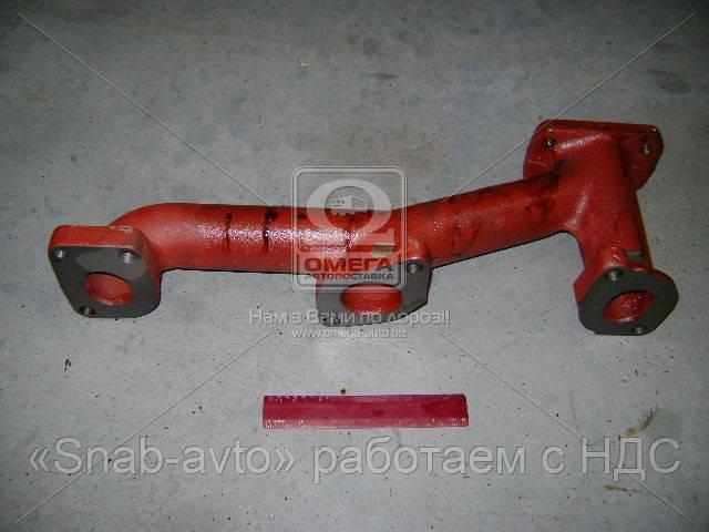 Коллектор выпускной МТЗ (арт. 240-1008025), ADHZX