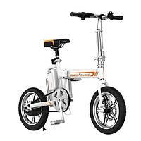 Электровелосипед складной R5T 214.6WH (белый)