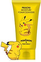 Пенка для умывания Foam Cleanser Pikachu Moisture (Pokemon Edition)  150 мл